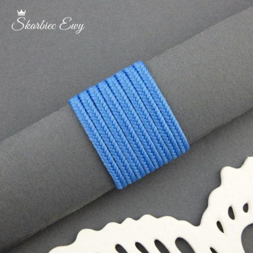 polski sznurek sutasz 3mm soutache jeans