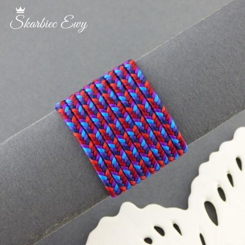 sznurek do sutaszu kolorowy