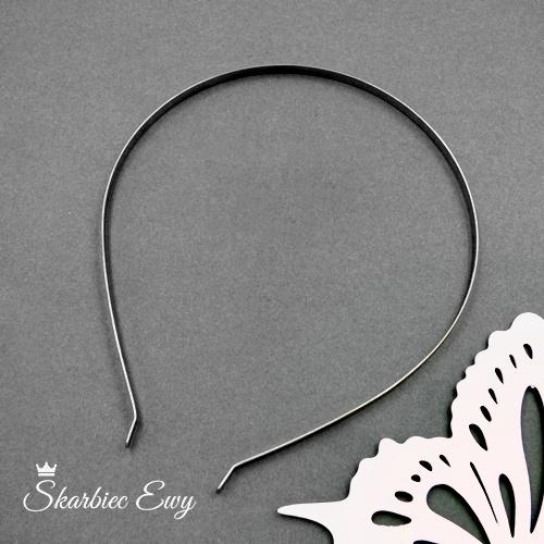 baza opaski do włosów opaska na włosy metalowa