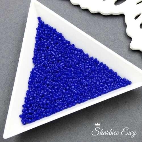 Toho round 15/0 Opaque Navy Blue (5g) TR-15-48