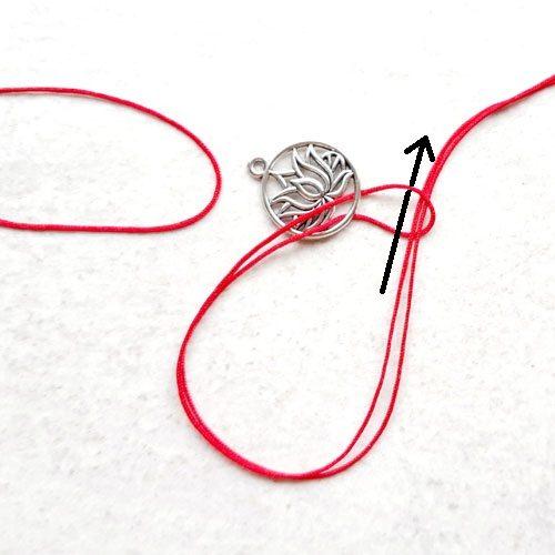 tutorial bransoletka makrama