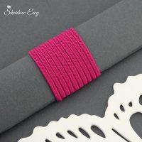 sznurek sutasz turecki 2,5 mm różowy