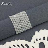 sznurek sutasz turecki 2,5 mm popielaty