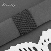 sznurek sutasz turecki 2,5 mm szary