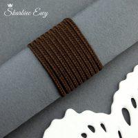 sznurek sutasz turecki 2,5 mm brązowy