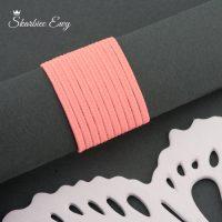sznurek sutasz turecki 2,5 mm jasny róż